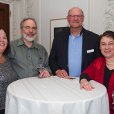 Ruth Lynn, Advisory Board Member Scott Burson, Board Member Bruce Lynn and Advisory Board Member Wendy Liebow