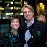 Ambassador Council Members Patti Grossman & Herb Tobin