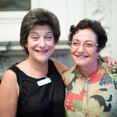Ambassador Council Member Patti Grossman and Friend