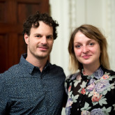 Jon and Anya Vedmid, Graphic Designer-Season 7